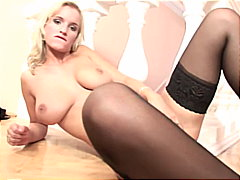 solo girl, blonde, toys, masturbation