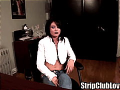 office, blowjob, shaved, pov, couple,