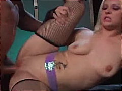 Aaralyn fucked on a table video
