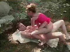 Redtube Movie:Fucking blond bitch near the b...