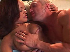 Redtube Movie:Cock gets bent for Asian ass