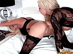 Thumb: Two hot licking blondes