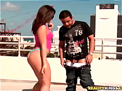 Hot babes jerking & sc... video