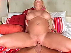 big tits, blonde, shaved, couple,