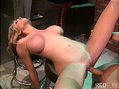 Briana Banks nailed in both holes