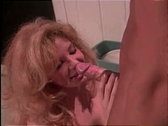 Hot ass and a cock on the WC