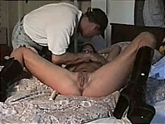 masturbation, couple, fetish