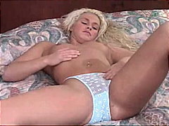 shaved, couple, blonde, masturbation,