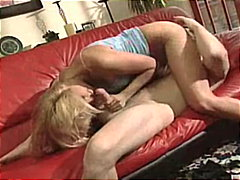 Housewife fucked on re...