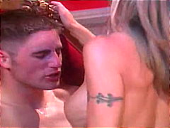 Big titted blonde havi... - Redtube