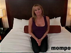 cougar, mom, toys, blowjob, mother