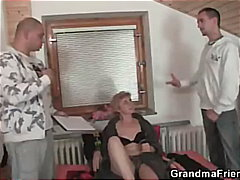 mature, blonde, reality, mmf, old,