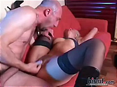 See: This slut is hungry fo...