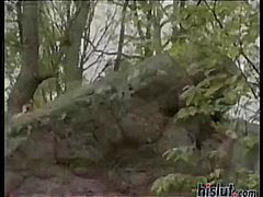 silvia saint,  orgasm, silvia, outdoor