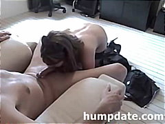 Sexy MILF gives nice b... video