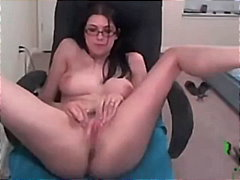 dildo, squirting, amateur, webcam