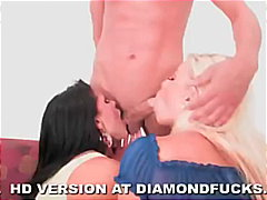 3 Way Hotness on White video
