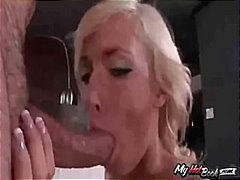 Ella Marie is a tall, slender built blonde, with