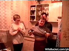 Funny Russian swingers...