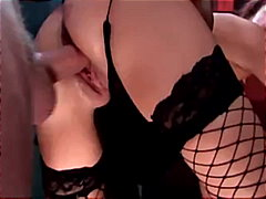 fishnet, nylons, fetish, blowjob,