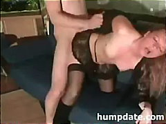 Hot wife gets rammed and ass covered ...