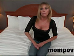 milf, breasts, housewife