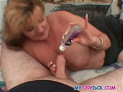 Big tits milf cheats o...