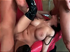 latex, brunette, pornstar, mmf,