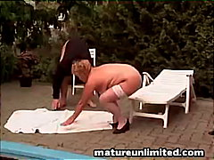 Mom is fucking pounded on the top.