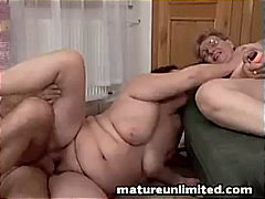 Two fat moms bellys an...