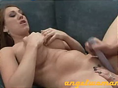 girl-on-girl, big-tits, orgasm,