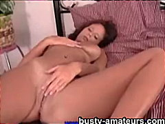 Keez Movies Movie:Busty amateur Wendy playing he...