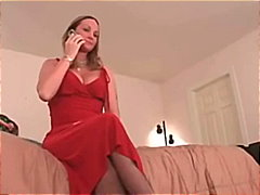 milf, ass-licking, slave, fetish
