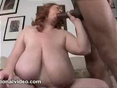 deepthroat, bbw, breasts, interracial, big-tits, busty, blowjob