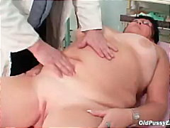 granny, stockings, oldpussyexam.com, kinky, boobs, mature, amateur, big-tits, dildo, old, orgasm