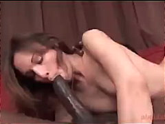 amber rayne,  brunette, face-fuck, interracial, blowjob, facial, 69, hardcore, deepthroat, cumshot,