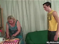 granny, doggystyle, blowjob, old,