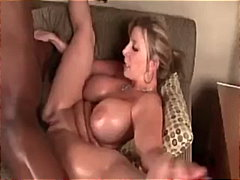 cumshot, pornstar, pussylicking, blowjob, tits, 69, oil, ass, doggystyle, tittyfuck, milf, interracial
