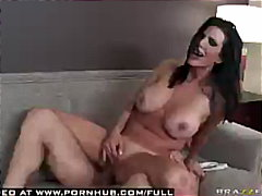 Big tit MILF pornstar needs huge cock...
