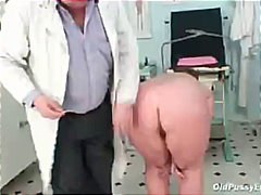 mature, doctor, pussy, gyno, fetish