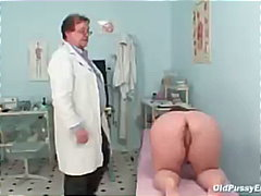 granny, mature, exam, doctor, milf, oldpussyexam.com, pussy, gyno, clinic, fetish