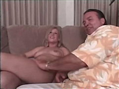 cumshot, mother, breasts, amateur