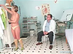 gyno, milf, speculum, oldpussyexam.com, kinky, mother, doctor, old, mature, clinic, fetish