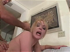 cumshot, gag, spanking, fucking, annette schwarz, blonde, extreme, stocking, gaping, ass, gape, fuck, abuse, mouth, licking, dp, choking, throat, rough, forced, deep, blowjob
