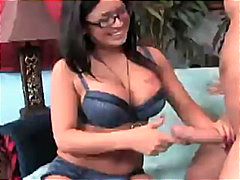 Thumb: Eva Angelina in a bra ...