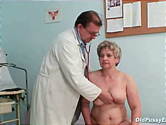 gyno, mature, old, oldpussyexam.com, homemade, pussy, doctor, milf, kinky, exam, clinic
