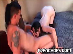 Keez Movies Movie:French Gothic Darla fucked hard