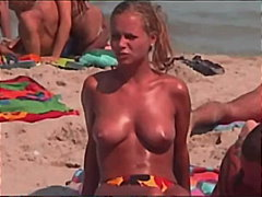 Big beach boobs compilation Part 2