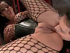 fetish, heels, vibrator, big-dick, rim-job, babe, hardcore, girl-on-girl, corset, dildo, threesome, everythingbutt.com, toys, fishnet, pussy-licking, whip