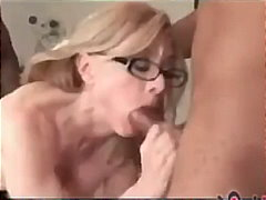 nina hartley,  facial, interracial